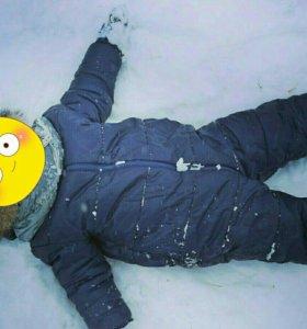 Зимний комбинезон