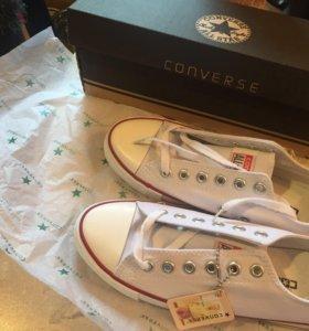 Converse, конверсы новые