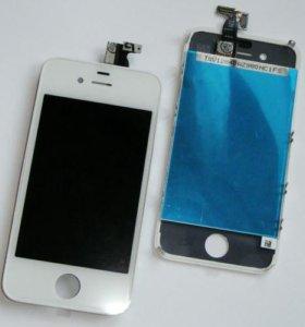 Дисплеи экраны на iPhone оригинал и ааа+