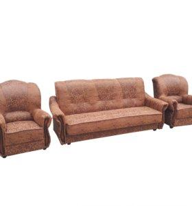 "Диван и 2 кресла ""Венера"" 2025"