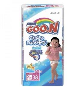 Подгузники трусики Goon XL 12-20 кг
