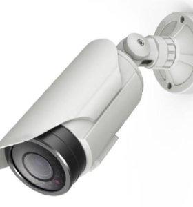 IP камера 1.3 мегапикселя для видеонаблюдения