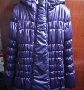 Куртка 2в1 зимн. для беременных I love mum