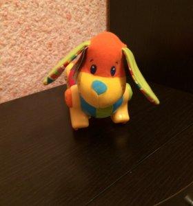 Интерактивная игрушка Tiny love щенок