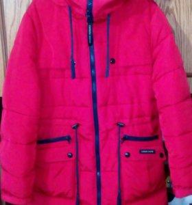 Куртка- парка (зима)