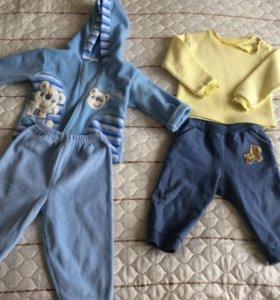 Детская одежда р-р (68-74)