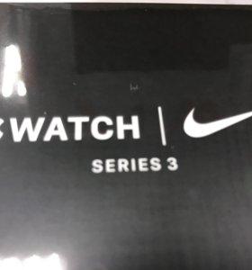 Apple Watch 3 Nike + 42 мм(series 3)
