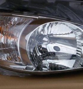 Фары Hyundai Getz 2005г
