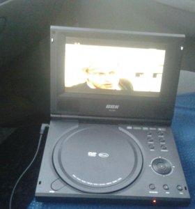 Автомобильный телевизор с dvd