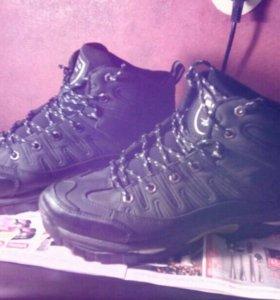 Ботинки зимние,мужские 43р