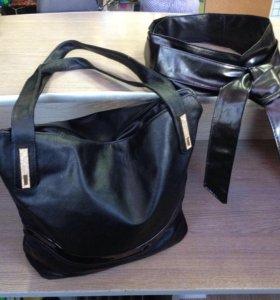 Новая классическая сумка