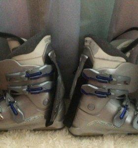 Горнолыжные ботинки Salomon Performa 6