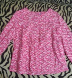 Блузка хлопок 110 рост.
