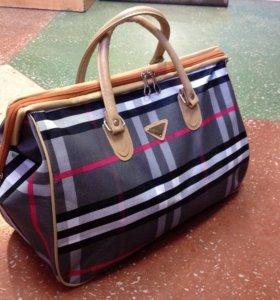 Дорожная сумка новая
