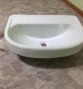 Керамическая раковина для ванной комнаты, новая