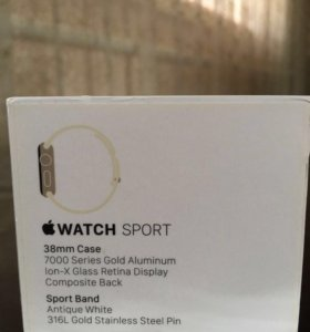 Часы Apple Watch 38mm