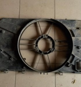 Рамка вентилятора шевроле круз