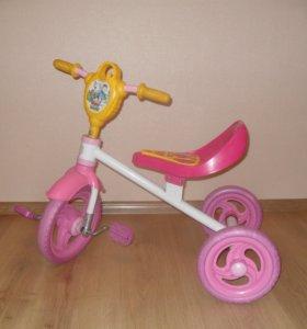 Детская одежда и велосипед