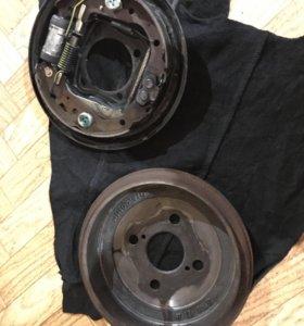Тормозной барабан задний Corolla E120