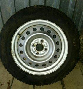 Продам колёса R 15