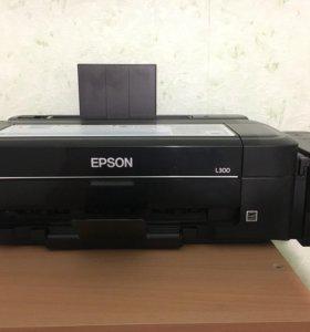 Принтер цветной EPSON L300