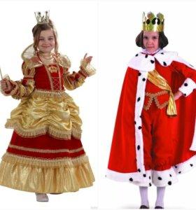 Аренда ( прокат ) карнавальных костюмов