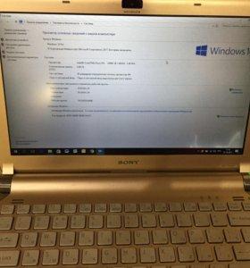 Ноутбук Sony Vaio TT4MRG