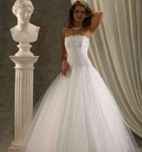 Свадебное платье габбиано
