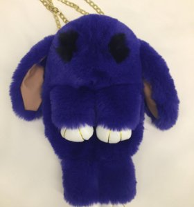Сумка-рюкзак кролик