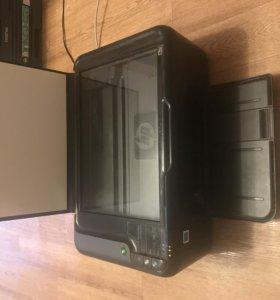 Мфу(принтер, сканер, копир) HP Deskjet F2483