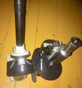 Микроскоп: УМ-301 и МБУ-4