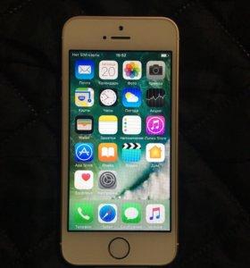 iPhone SE. Идеальное состояние