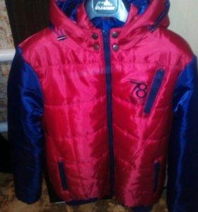 Продается куртка новая.
