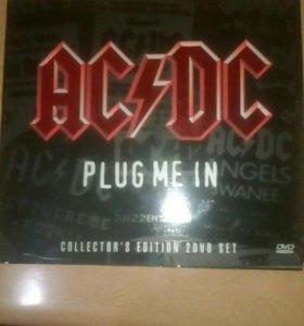 Коллекционный диск ACDC
