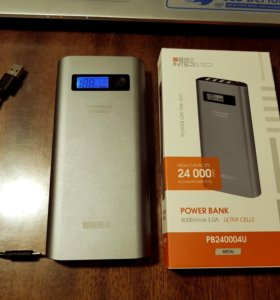 InterStep PowerBank PB240004U 88.8Wh