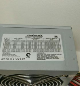 Блок питания ATX 420W