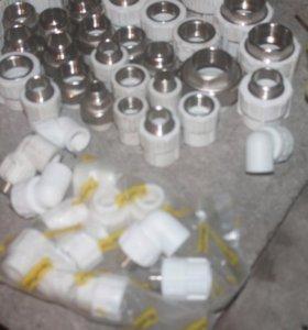 муфты комбинированные разного диаметра