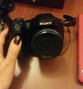 Цифровой яотоаппарат Sony Cyber-shot