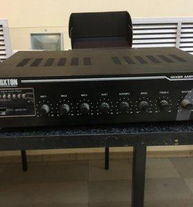 Трансляционный усилитель Roxton MA-60 (нерабочий)