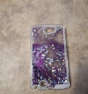 Чехлы на Samsung galaxy note 2 7100