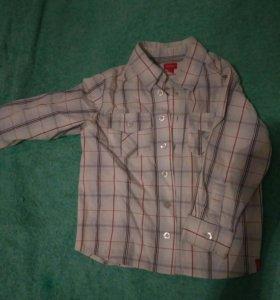 Рубашка Esprit на 3-4 года