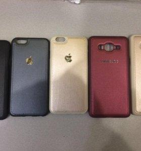 накладки на Iphone /samsung