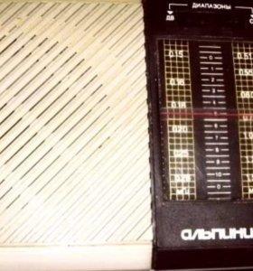 Радиоприёмник - альпинист рп - 221 СССР