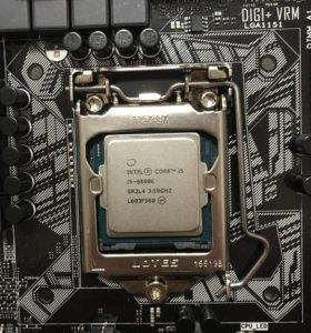 i5-6600k+Asus z170-А