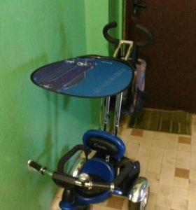 Трехколесный велосипед Capella Racer Trike Grand