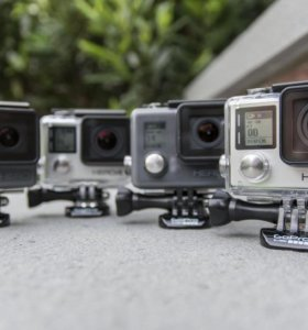 GoPro / Yi4K Прокат аренда экшн камер