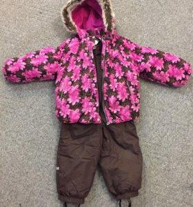 Комплект куртка и штаны зимние