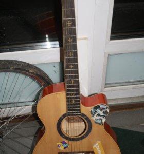 Гитара Crusader (Франция)