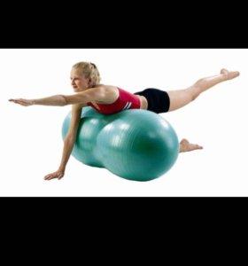 Мяч гимнастический Орешек