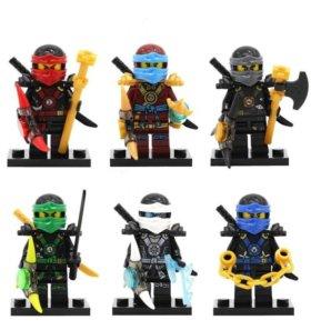 Фигурки Лего Ниндзяго